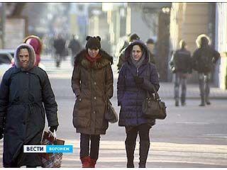 В Воронежский регион идут теплые воздушные массы