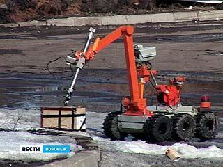 """В Воронежском аэропорту прошла масштабная операция """"Набат"""""""