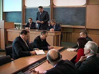В Воронежском агроуниверситете произошла очередная смена власти