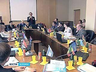 В Воронежском экономико-правовом институте прошла международная научная конференция