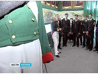 В Воронежском музее-диораме открылся зал, посвященный Бородинскому сражению