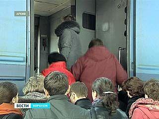 В Воронежском регионе начали отменять электрички