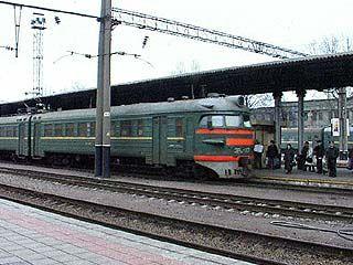 В Воронежском регионе сокращается количество электричек