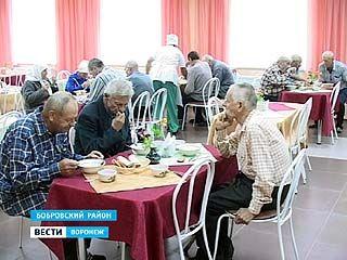 В Воронежском регионе строят дома престарелых нового поколения