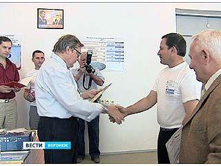 В Воронежском регионе выбрали лучшего сварщика