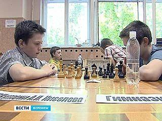 В Воронежском шахматном клубе определили сильнейших ребят