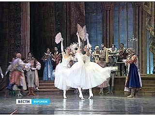 В Воронежском театре оперы и балета - дают шедевры