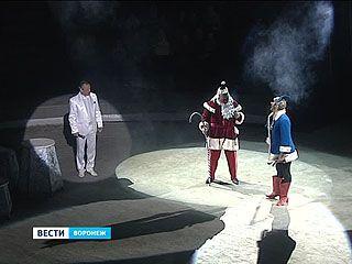 В Воронежском цирке состоялась премьера новогодней постановки