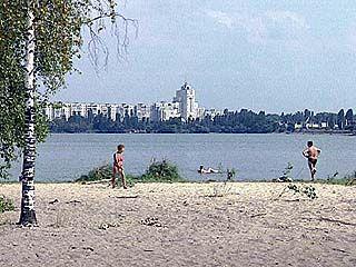 В Воронежском водохранилище ведутся работы по увеличению глубины