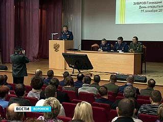 В Воронежском военном авиационном университете состоялся День открытых дверей