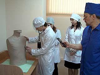 В Воронежской медакадемии открылся центр практических навыков