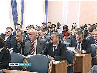 В Воронежской мэрии экономить будут на себе