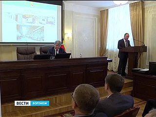 В Воронежской мэрии подвели отраслевые итоги 2014 года