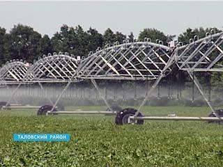 В Воронежской области аграрии восстанавливают системы орошения