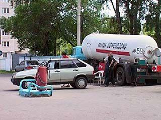 В Воронежской области будет приостановлена работа передвижных ГАЗС