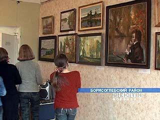 В Воронежской области будет своя Третьяковская галерея