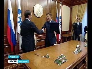 В Воронежской области будут больше производить газового оборудования