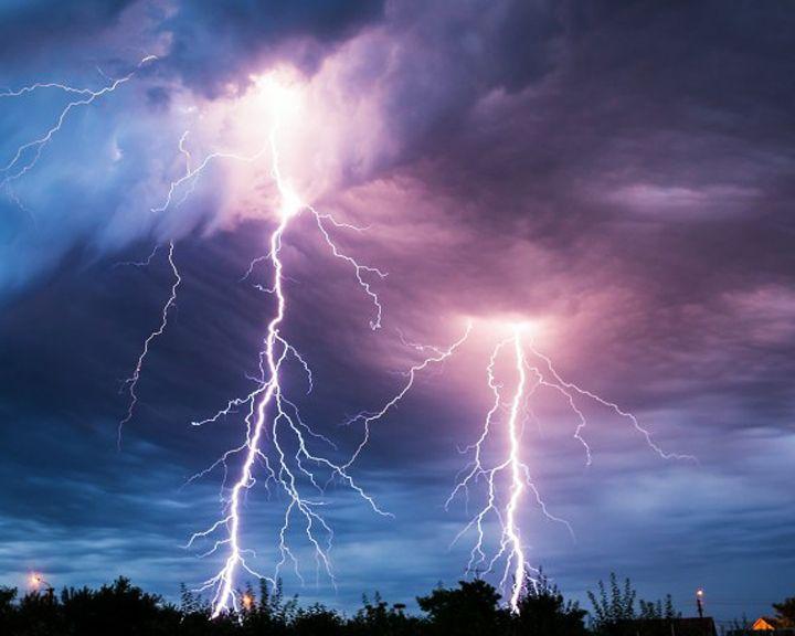 В Воронежской области из-за надвигающейся непогоды объявлено штормовое предупреждение