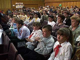 В Воронежской области насчитывается 20.000 пионеров
