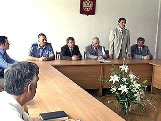 В Воронежской области новый главный судебный пристав