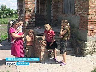 В Воронежской области от черепно-мозговой травмы погиб полуторагодовалый ребенок