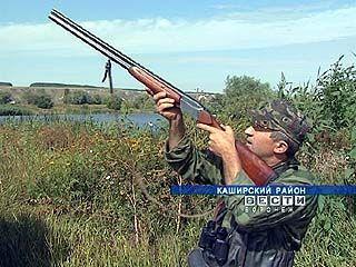В Воронежской области открылся сезон охоты на уток