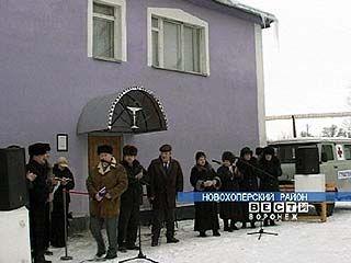 В Воронежской области открыты еще две врачебные амбулатории