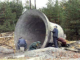 В Воронежской области отлит 35-тонный колокол