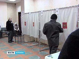 В Воронежской области подводят итоги выборов на пост президента Российской Федерации