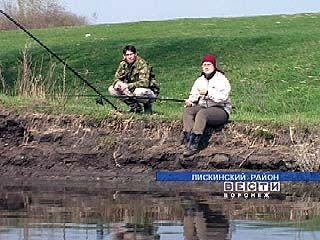 В Воронежской области полностью запрещен лов рыбы
