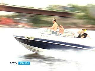 В Воронежской области появятся штрафные стоянки для маломерных судов