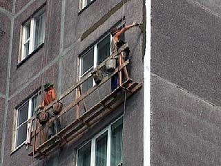 В Воронежской области приступили к капремонту многоквартирных домов