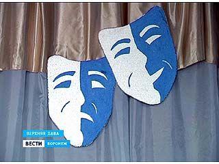 В Воронежской области прошел фестиваль любительских театров
