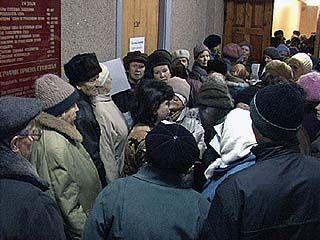 В Воронежской области проживает 735 тысяч пенсионеров