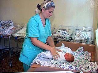 В Воронежской области растет рождаемость