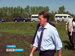 В Воронежской области собираются возрождать систему орошения