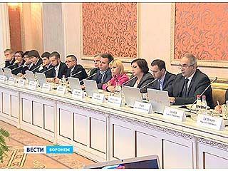 В Воронежской области создадут Большой Совет