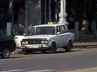 В Воронежской области только каждый 15 таксист работает легально