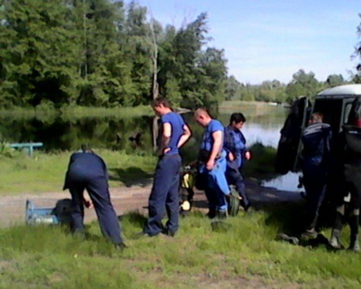 В Воронежской области в реке нашли тело ребёнка