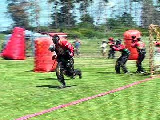 В Воронежской области впервые прошли соревнования по иксболу