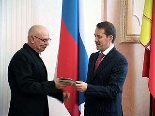 В Воронежской области заслуженных людей стало больше