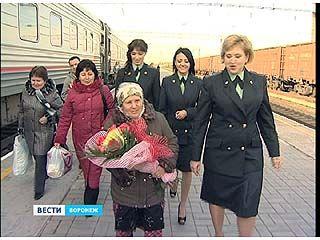 """В Воронежскую область приехала """"Бурановская бабушка"""""""