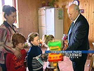 В Воронежсой области 160 приемных семей