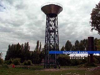 В Вознесенском появилась водонапорная башня нового поколения