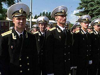 В ВВАИИ состоялся выпуск курсантов