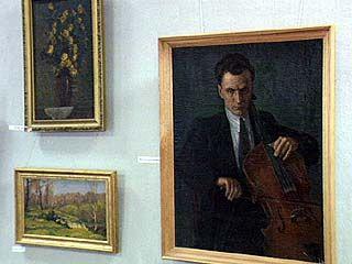 В Выставочном зале на Пушкинской новая экспозиция
