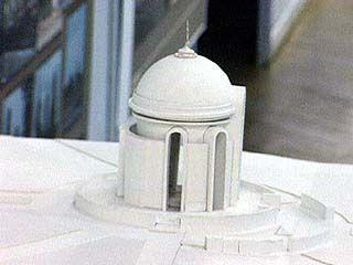 В выставочном зале Союза художников откроется архитектурная экспозиция