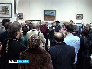 """В выставочном зале Союза художников открылась """"малая Третьяковка"""""""