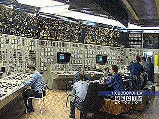 В январе Нововоронежская АЭС выработала 1,5 млрд. кВт/ч электроэнергии