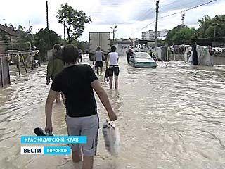 В затопленном Крымске были и воронежцы - ученики школы ╧73